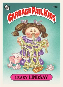 Garbage Pail Kid 45